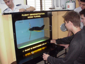 foto laboratorio aeronáutica